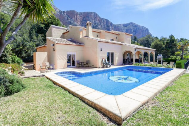 Image: Holiday chalet for eight people in Jávea - Aguila Rent a Villa