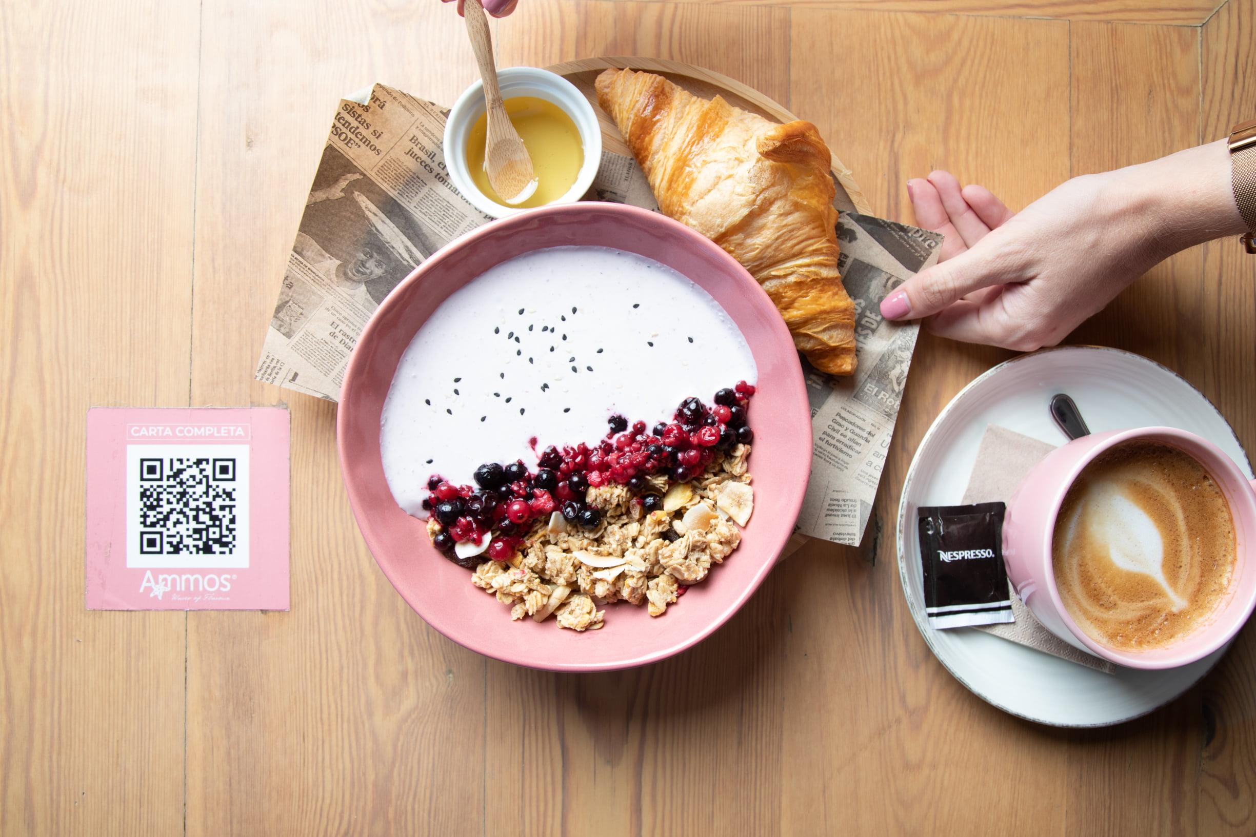 Desayunos a domicilio en Jávea y Moraira – Restaurante Ammos