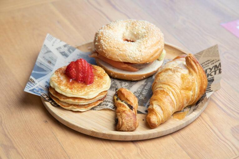 Desayunos especiales a domicilio en Jávea y Moraira - Restaurante Ammos