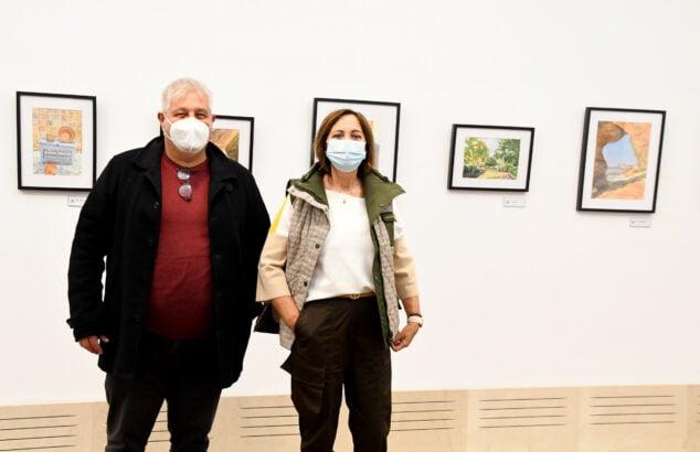 Imagen: Exposición de María Rosa Torres