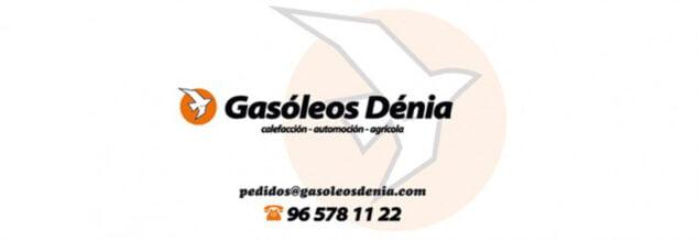 Imagen: Logotipo de Gasóleos Dénia