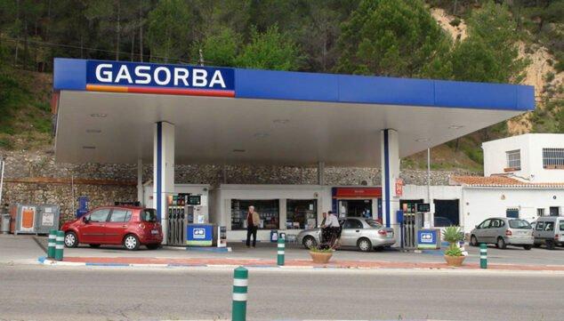 Imagen: Gasolinera Gasorba