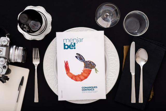 Imagen de portada de Menjar bé!