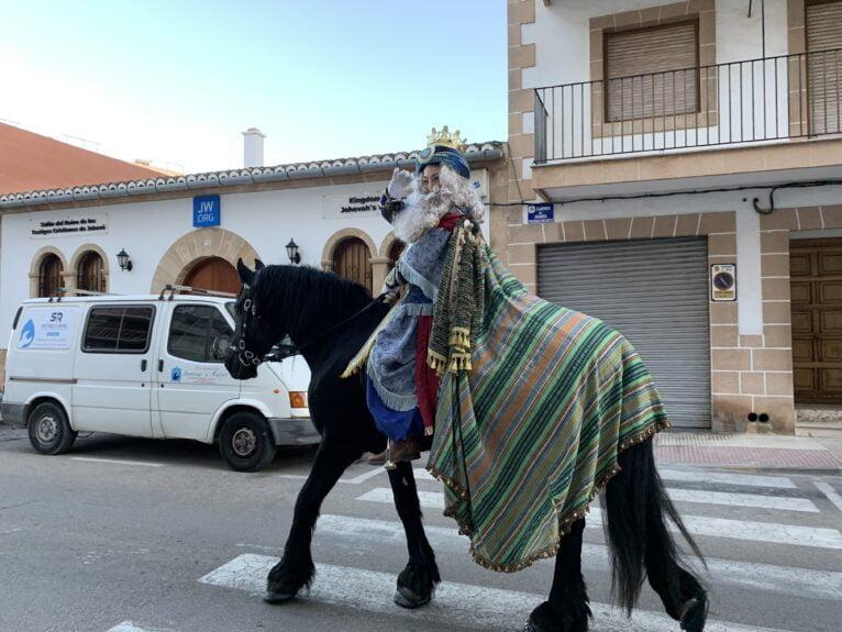 Llegada de los Reyes Magos a Xàbia (11)