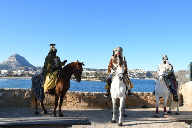 Llegada de los Reyes Magos a Xàbia (4)