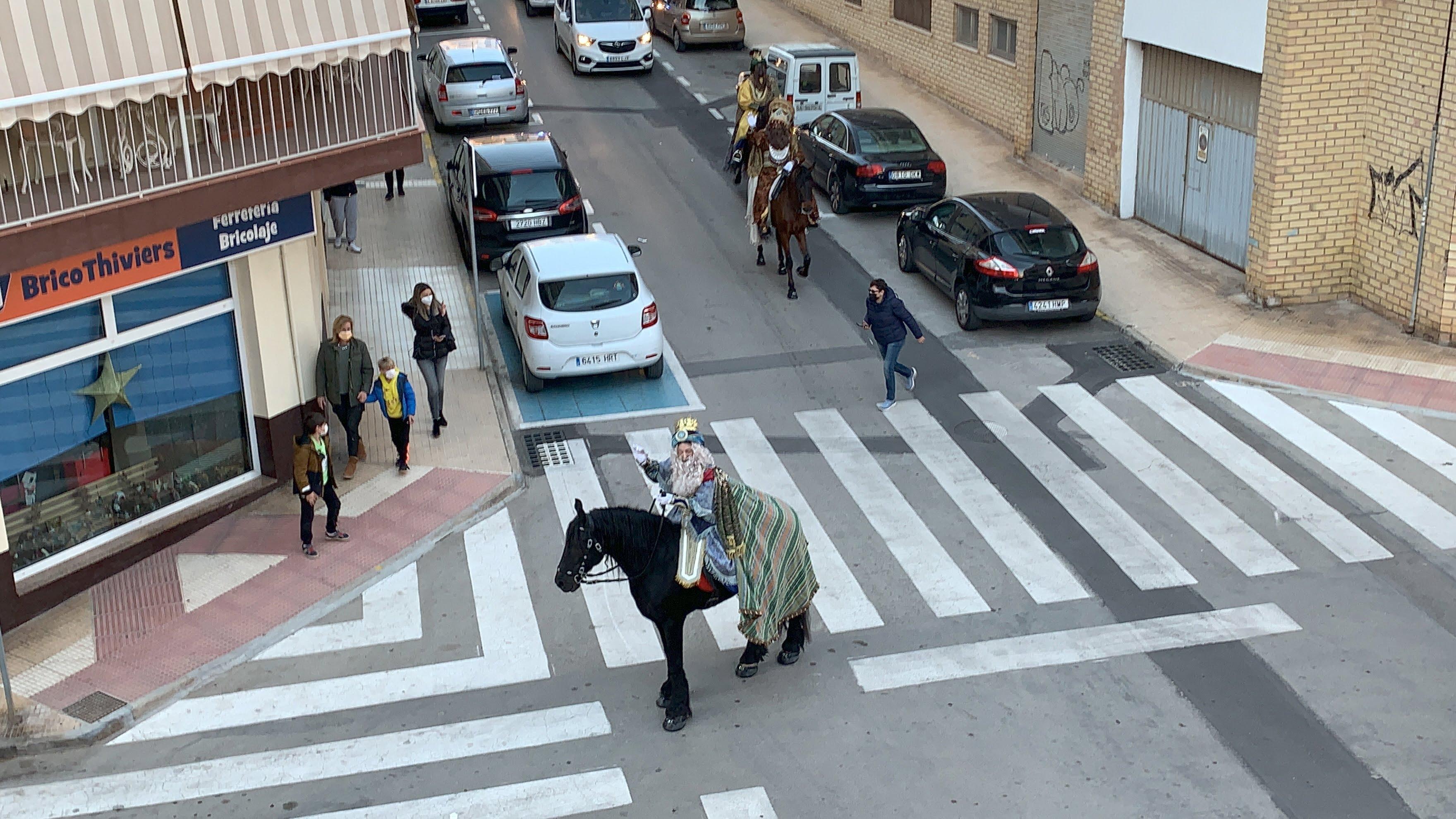 Llegada de los Reyes Magos a Xàbia (7)