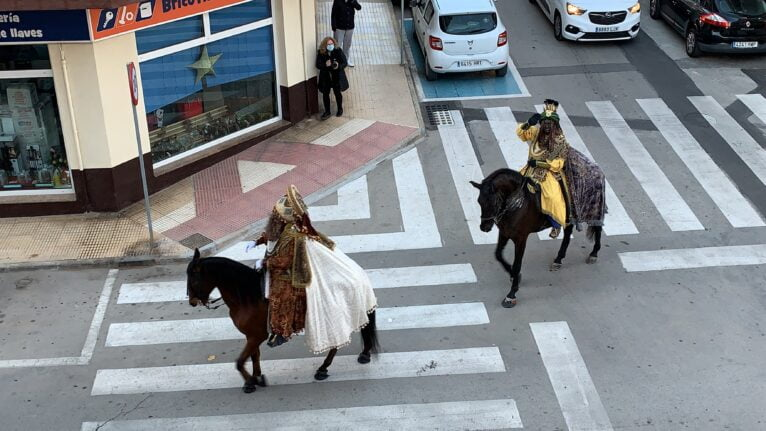 Llegada de los Reyes Magos a Xàbia (8)