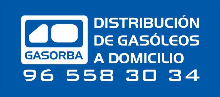 Logotipo de Gasorba