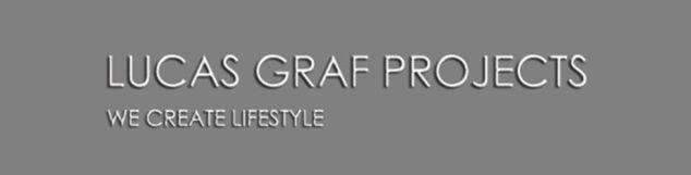 Imagen: Logotipo de Lucas Graf Projects