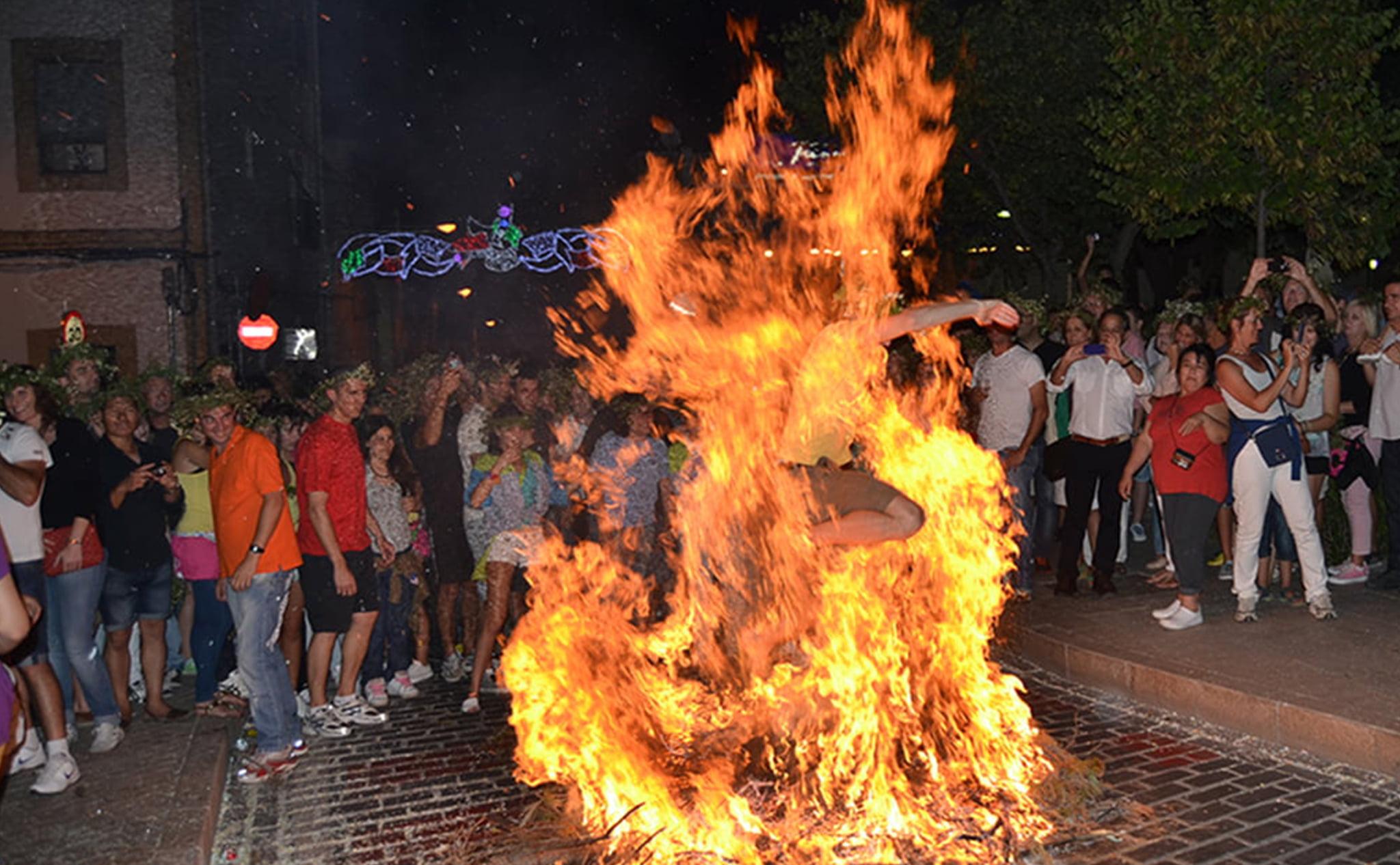 Nit dels Focs en Xàbia