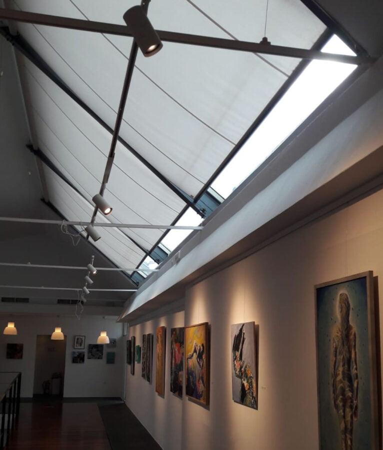 Nueva iluminación Casa del Cable