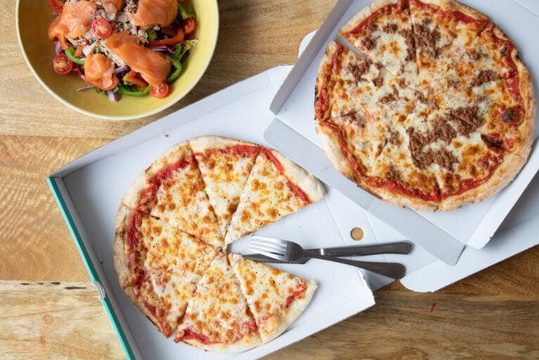 Pizzas a domicilio en Jávea y Moraira - Restaurante Ammos