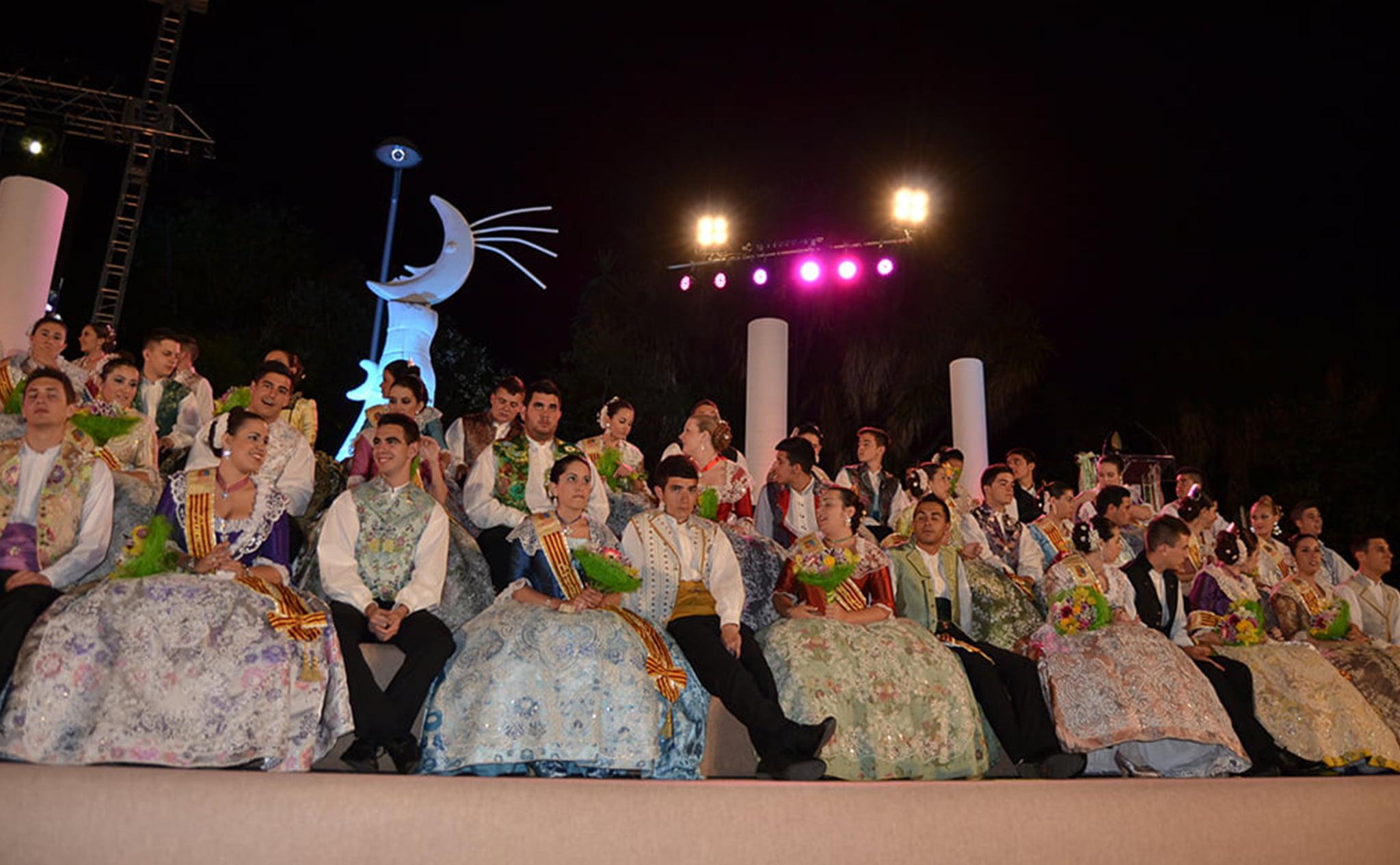 Proclamación fiestas de San Juan de los quintos y quintas (Año 2013)