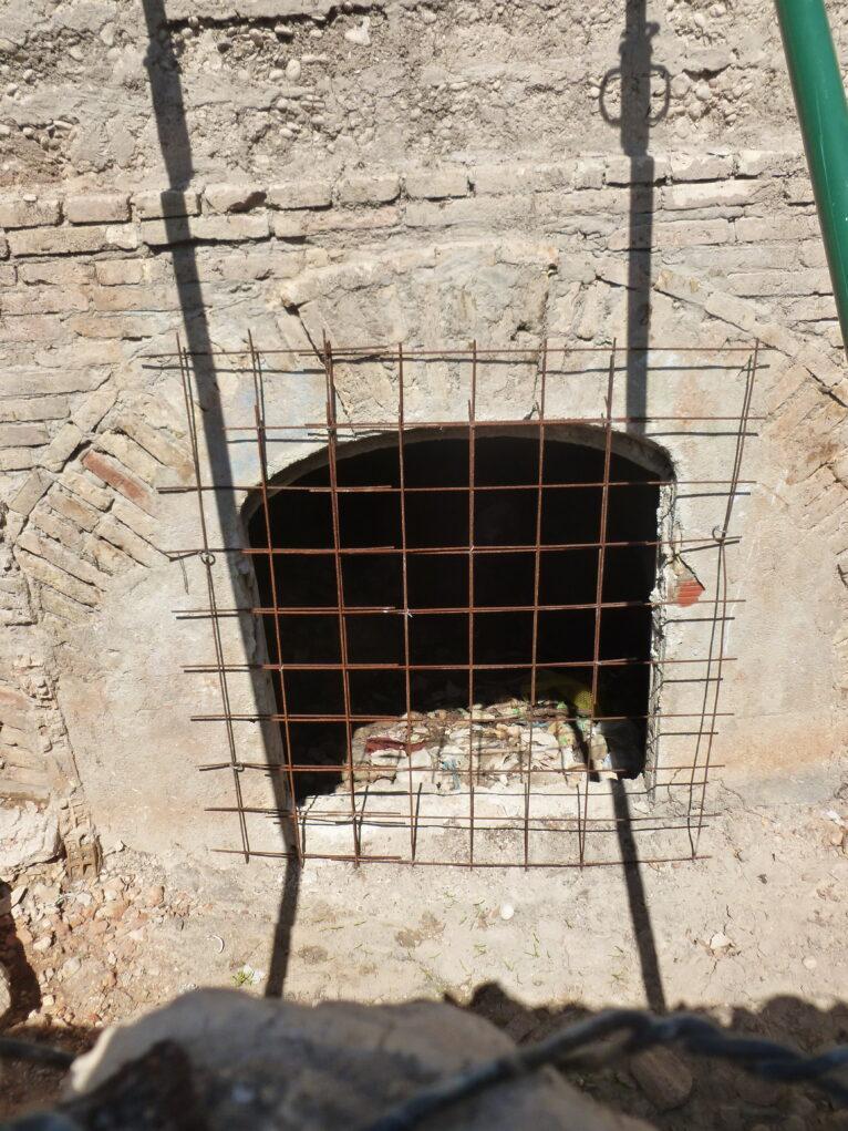 Refugio situado en el Puerto de Xàbia