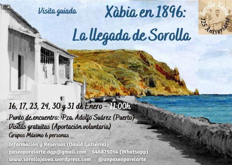 Visita guiada sobre Joaquín Sorolla
