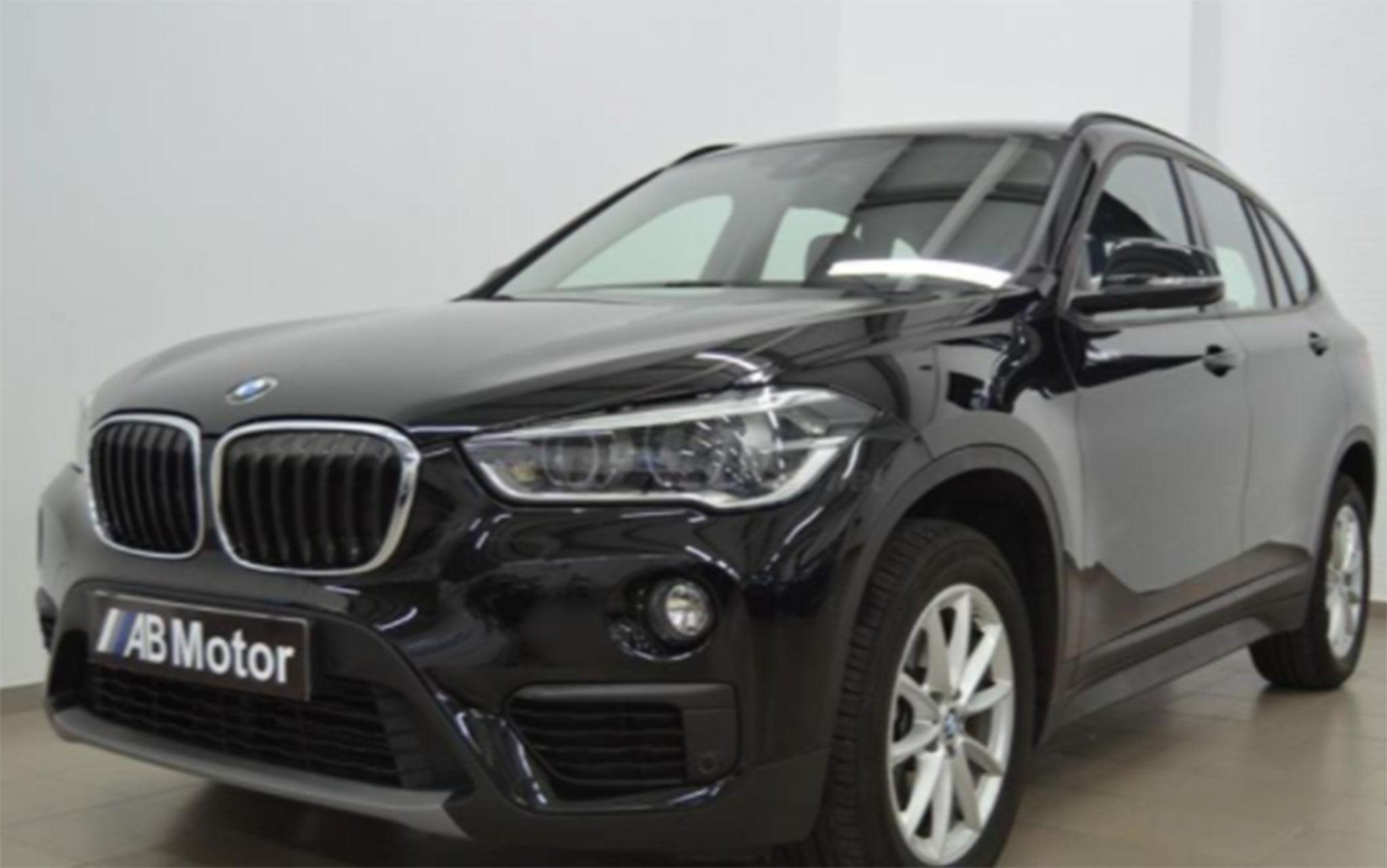 BMW X1 sDrive18dA 5p.-AB Motor