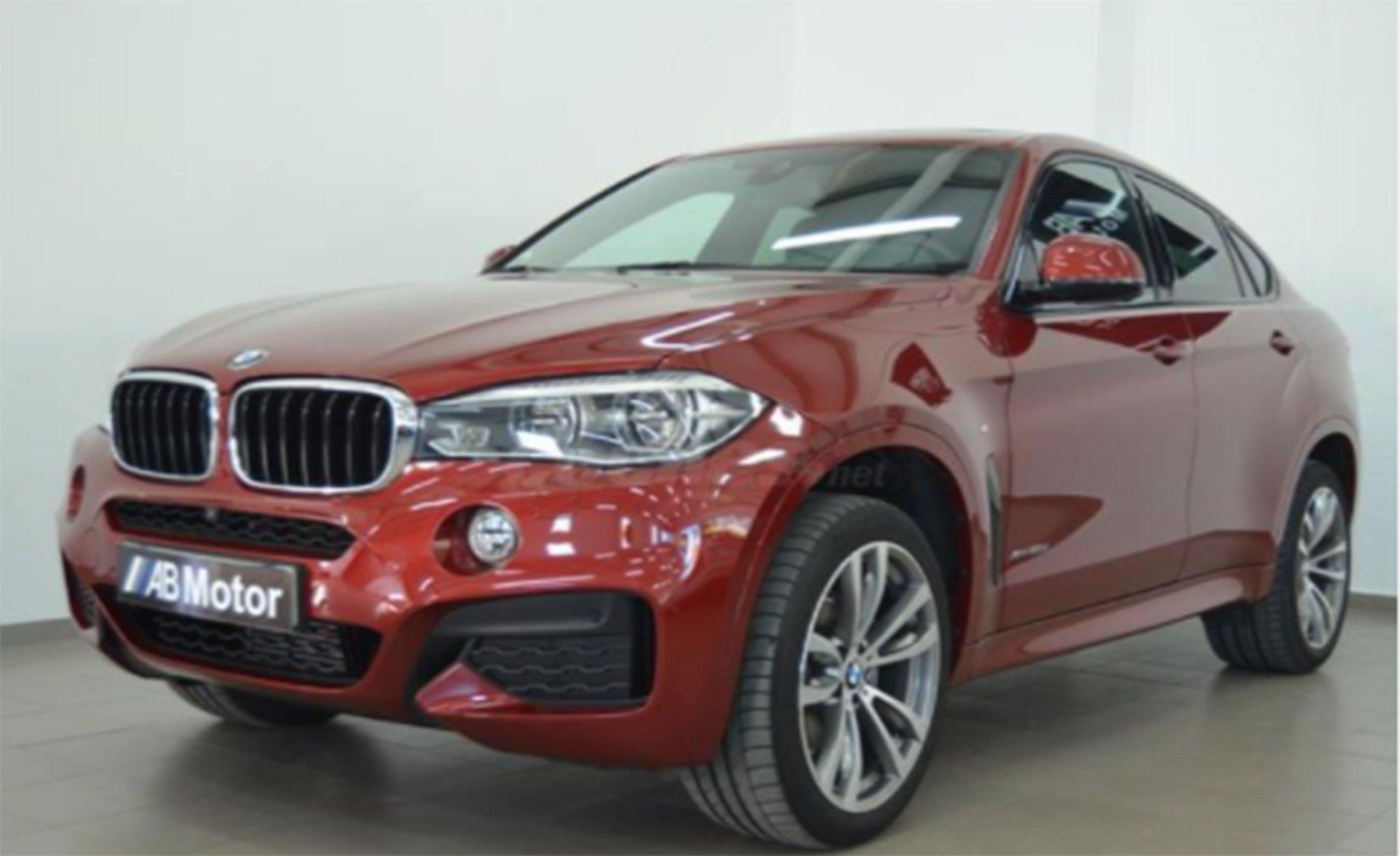 BMW X6 xDrive30d 5p.-AB Motor