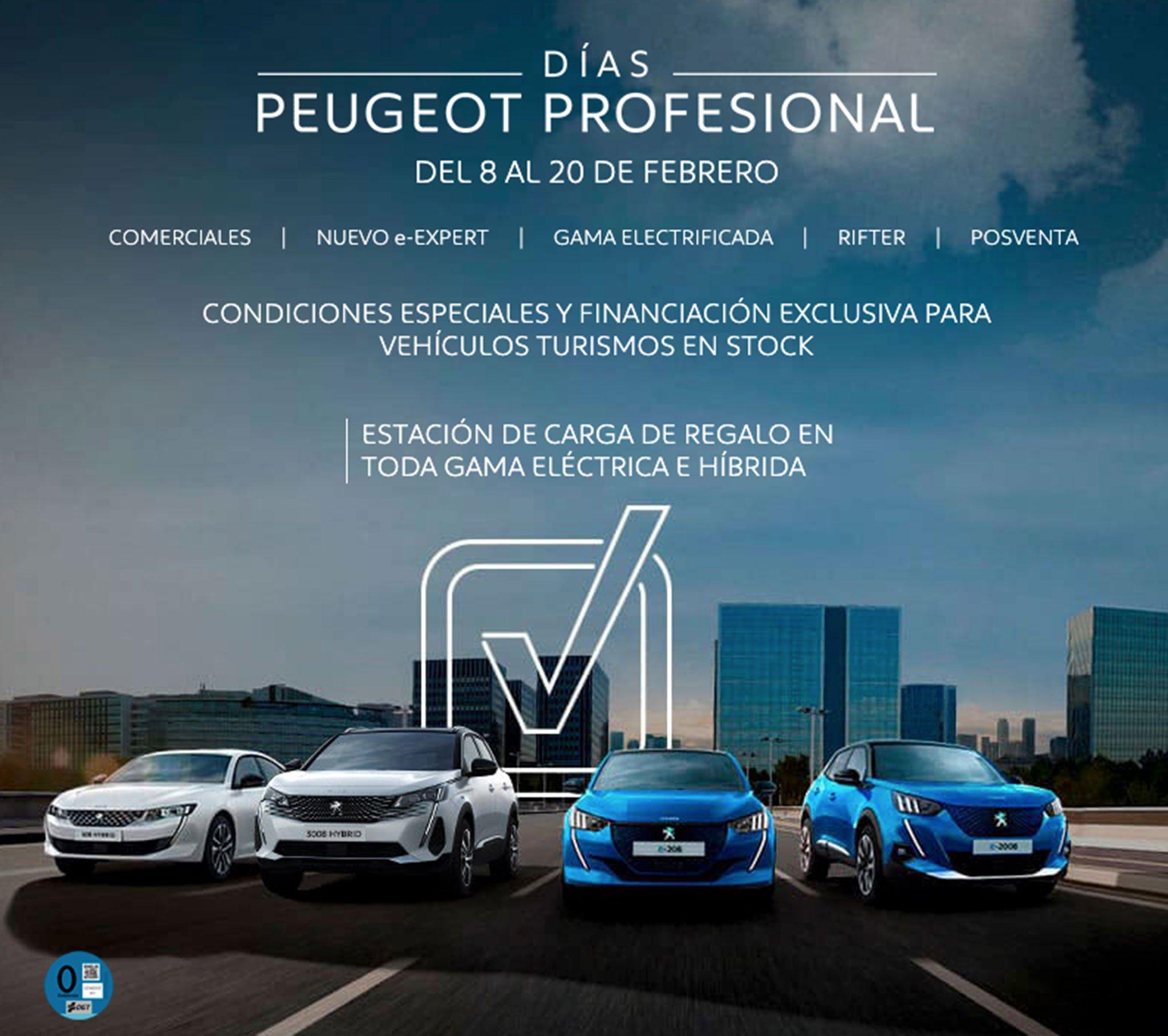 Días Peugeot Profesional en Peumóvil