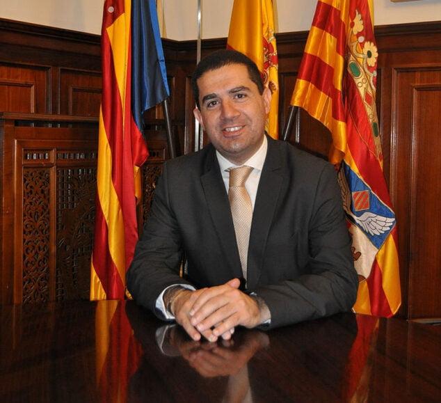 Imagen: El diputado socialista, Toni Francés