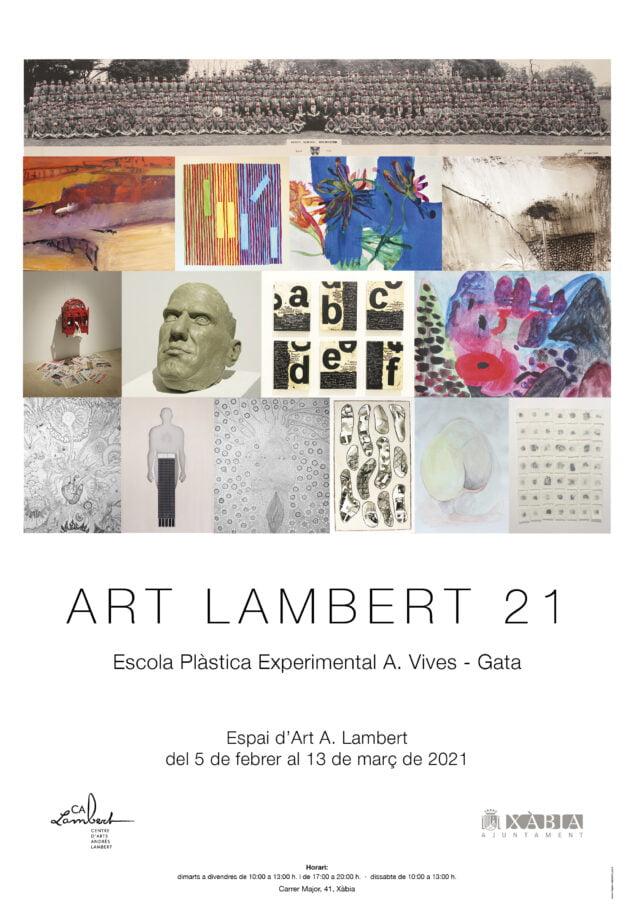 Imagen: Exposición en Ca Lambert