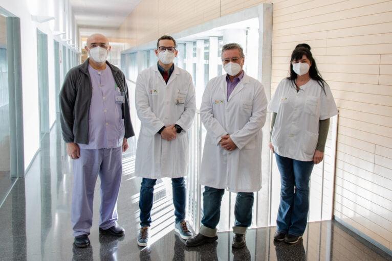 Comité Biológico del Hospital de Dénia