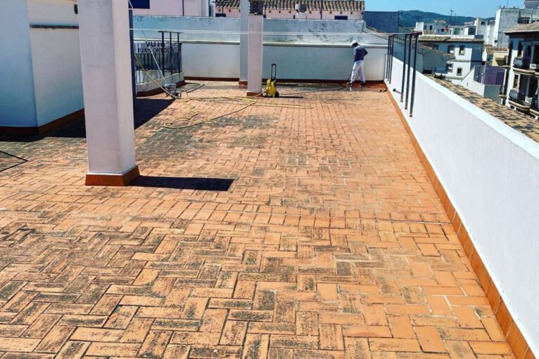 Impermeabilización de terrazas - Pinturas Juanvi Ortolà