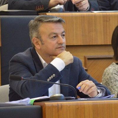 José Chulvi, nuevo portavoz adjunto en las Cortes