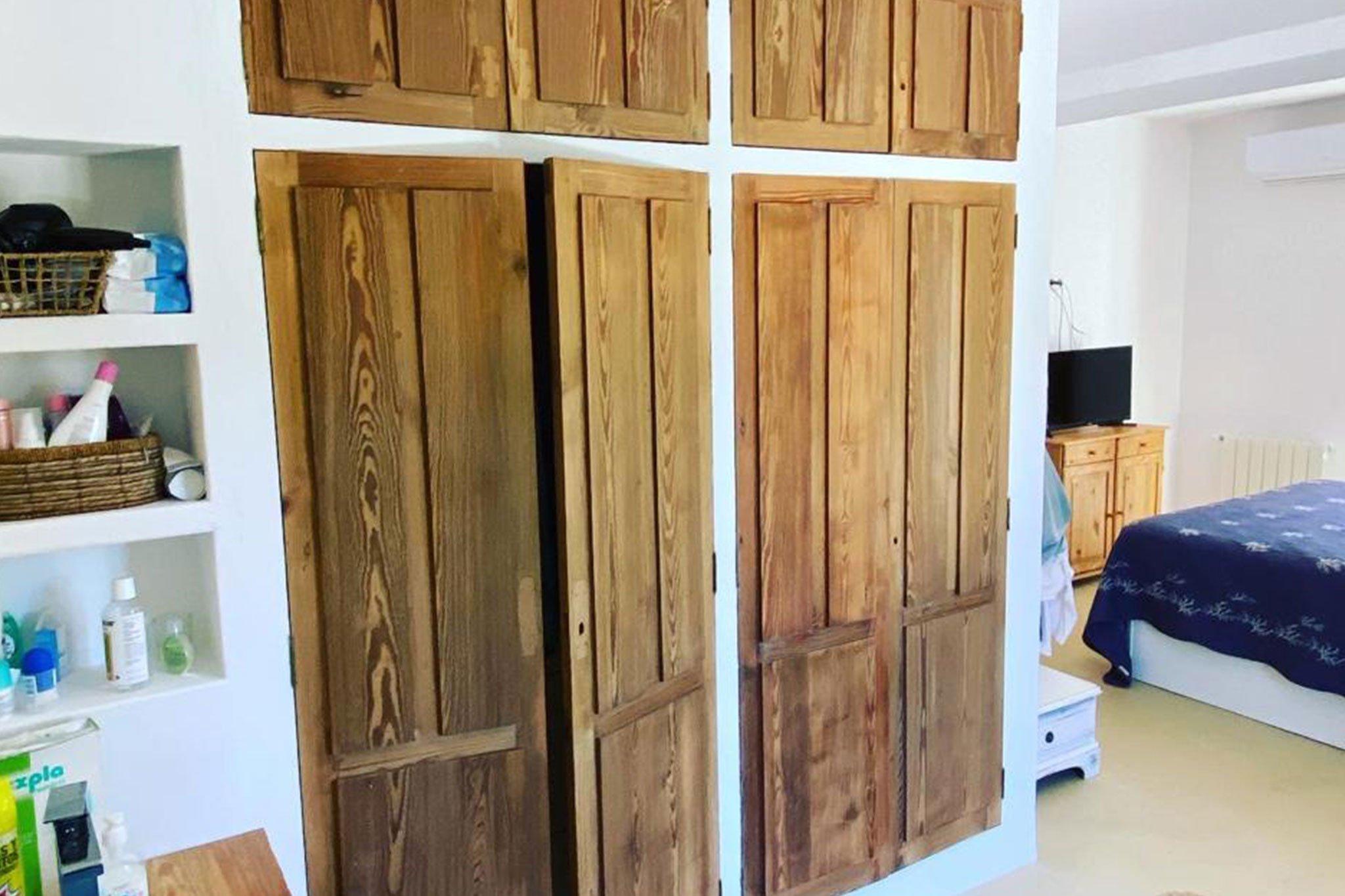 Lacado de puertas – Pinturas Juanvi Ortolà