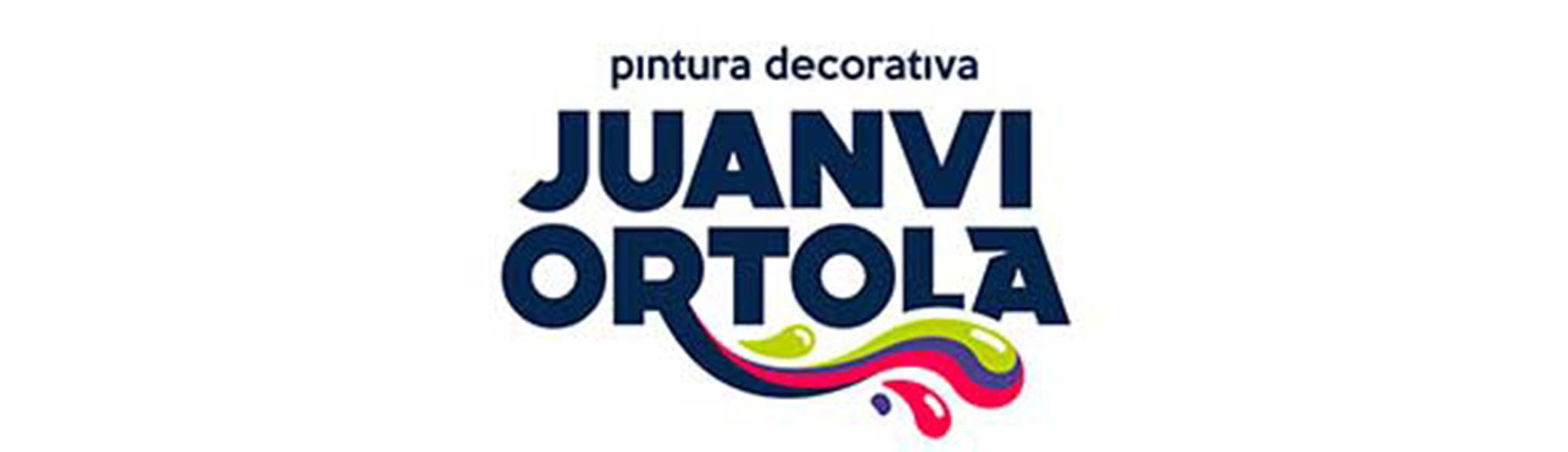 Logotipo de Pinturas Juanvi Ortolà