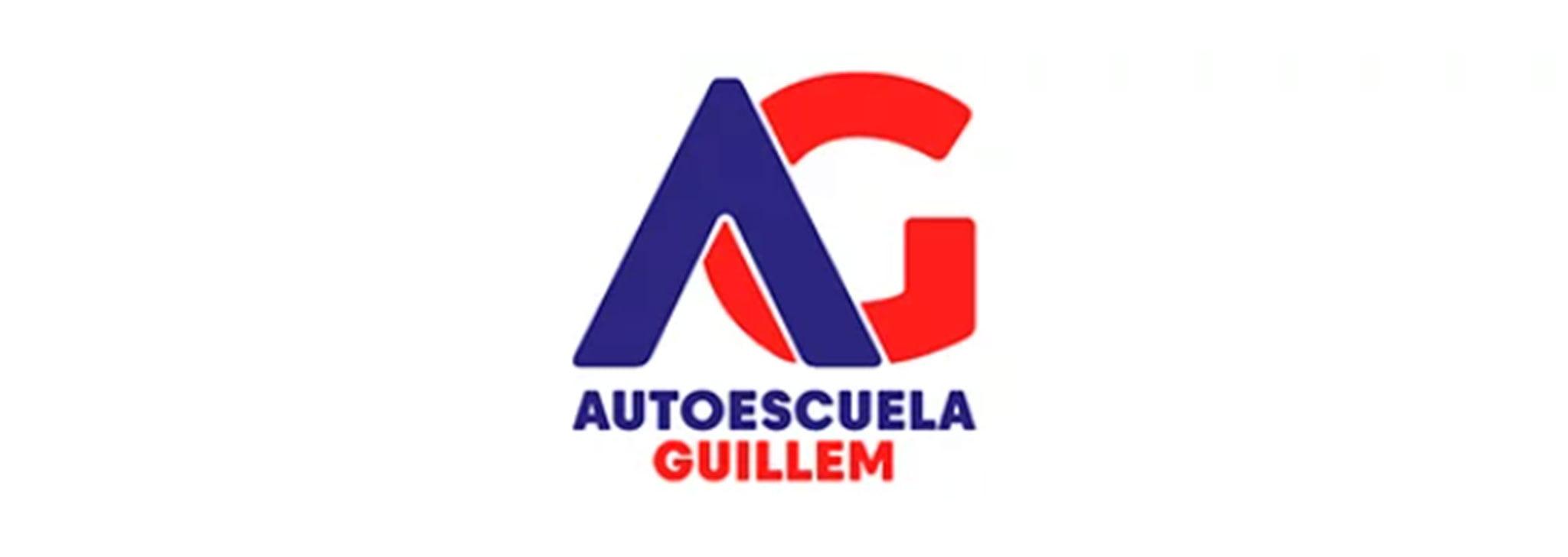 Logotipo de Autoescuela Guillem