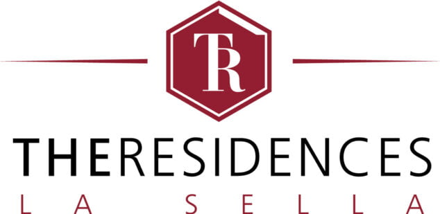 Imagen: Logotipo de The Residences La Sella