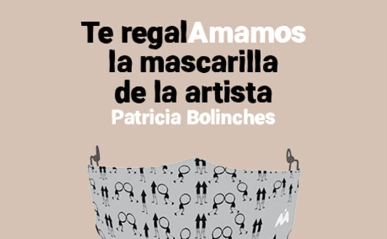 Mascarilla de Patricia Bolinches - Portal de la Marina