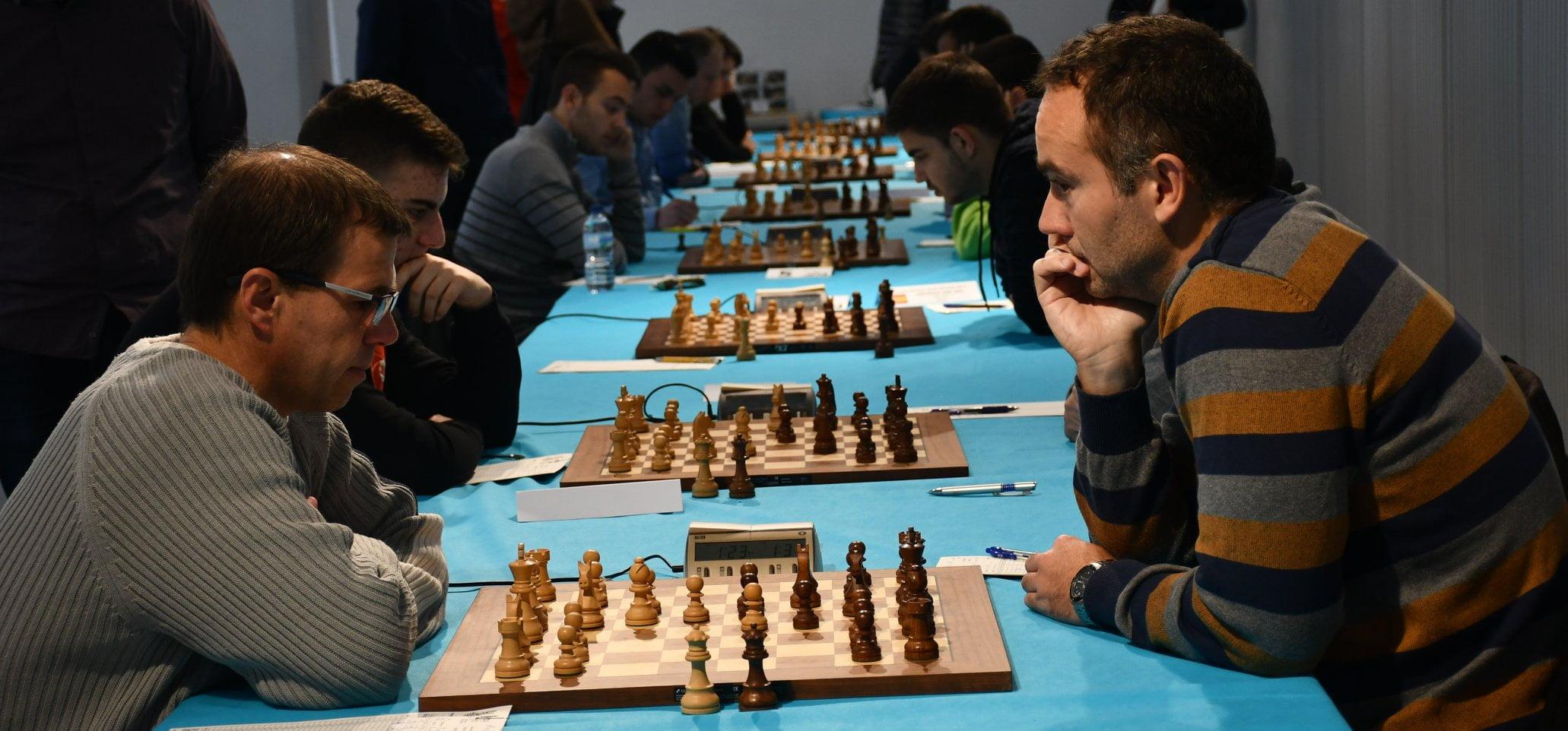 Momento de uno de los torneos presenciales