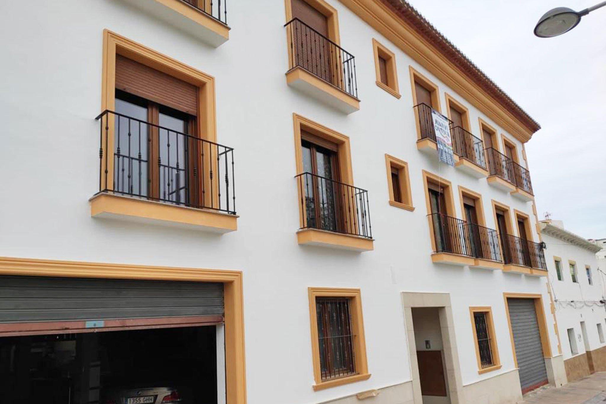Pintura y rehabilitación de fachadas – Pinturas Juanvi Ortolà