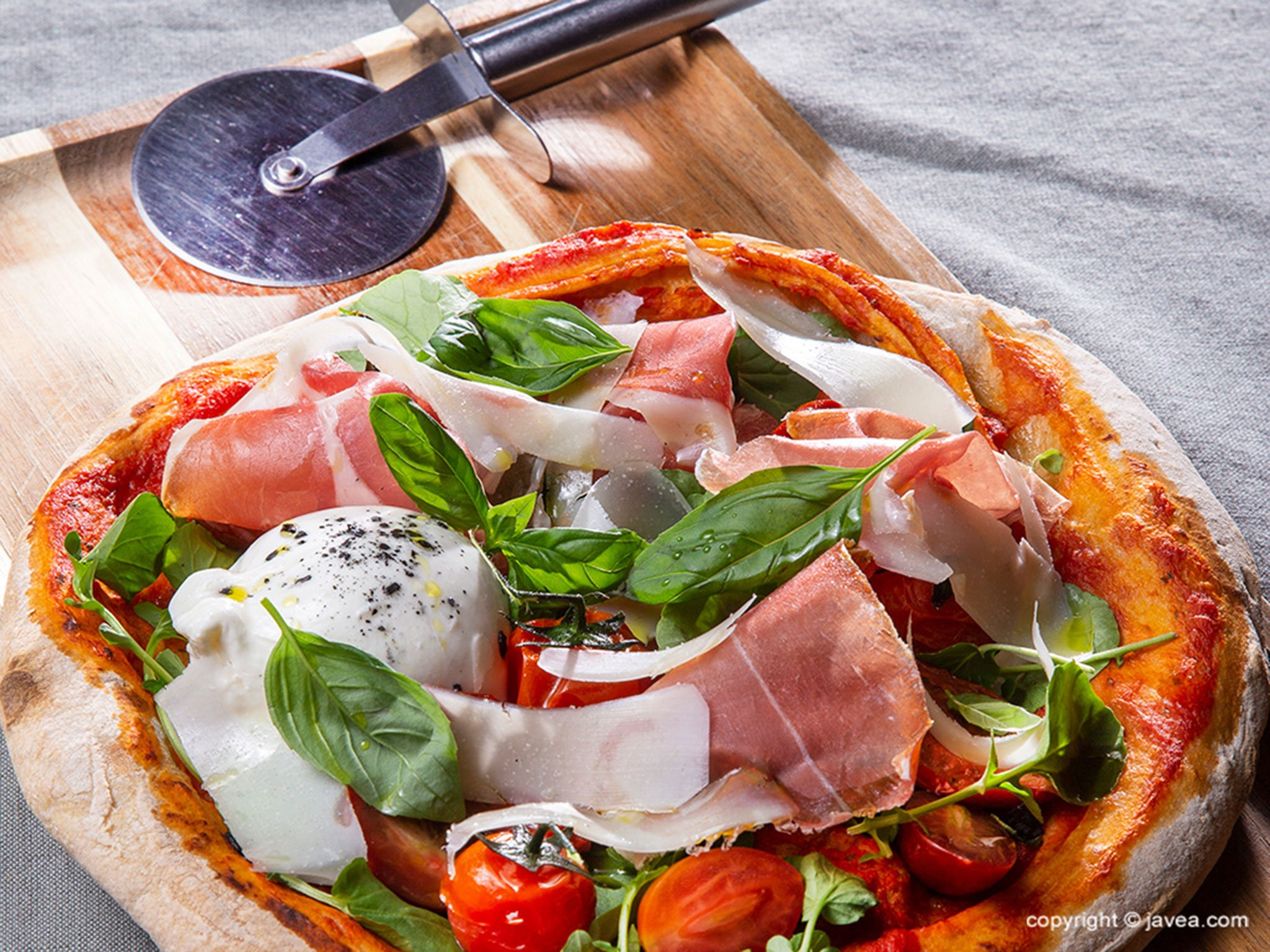Pizzas y comida auténtica italiana en Restaurante Da Giulia