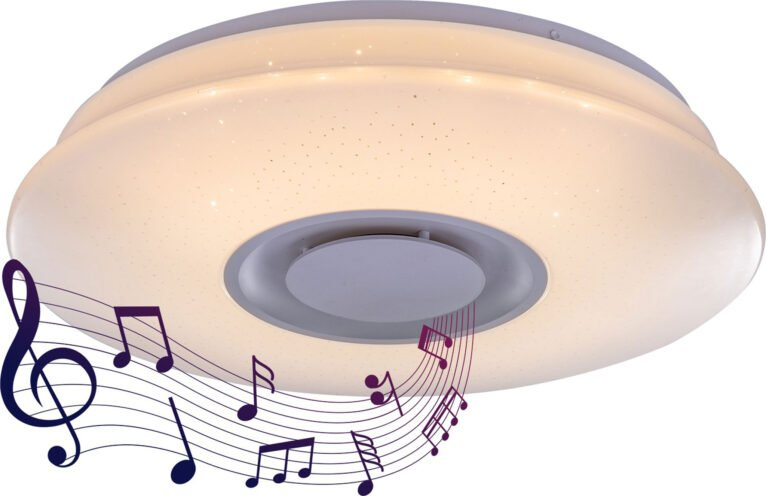 Plafón musical - Vimaluz