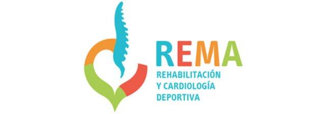 Image: Logo REMA (Rehabilitation Marina Alta)