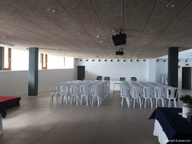 Imagen: Sala Polivalente del Portal del Clot
