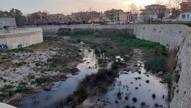 Imagen: Vertido en el Río Gorgos