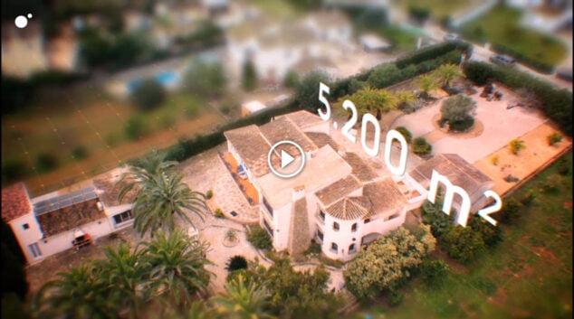 Imagen: Vídeo de la Mansión Tik Tok de Xàbia
