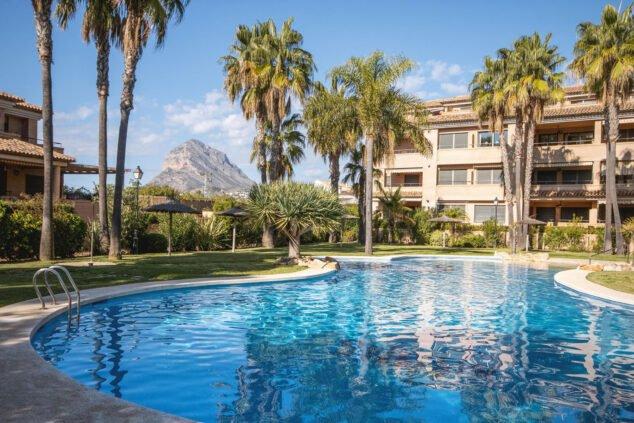 Imagen: Apartamento de vacaciones para seis personas en Jávea - Aguila Rent a Villa