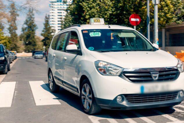 Imagen: Ayudas al sector de los taxis