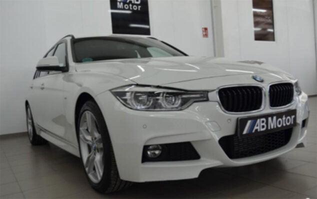 Imagen: BMW-Serie-3-320D-TOURING-5p.---AB-motor