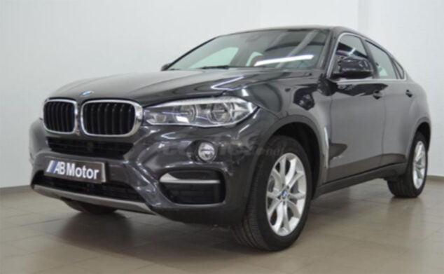 Imagen: BMW-X6-xDrive30d-5p.-ab-motor