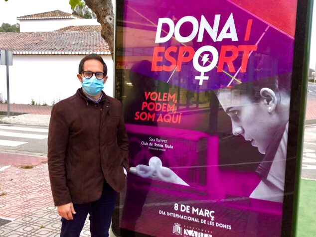 Imagen: Campaña 'Dona i Esport'
