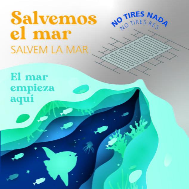 Imagen: Cartel de la Campaña del Rotary Club
