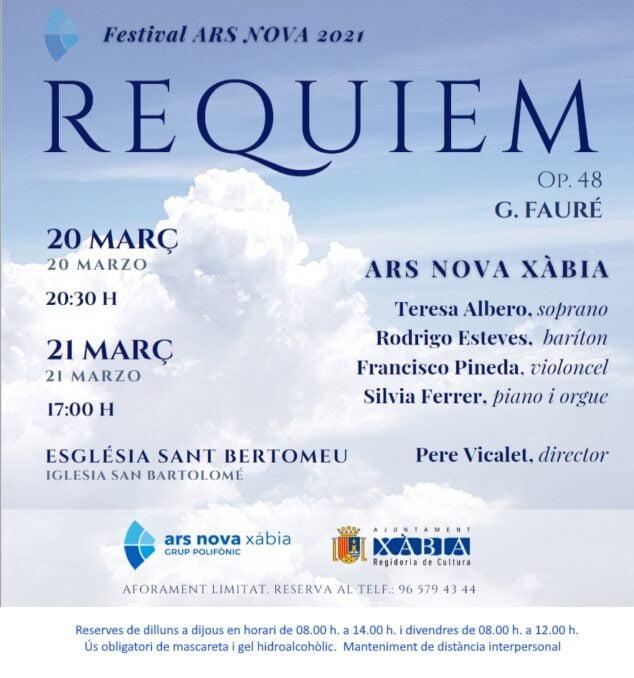 Imagen: Concierto Requiem de Ars Nova