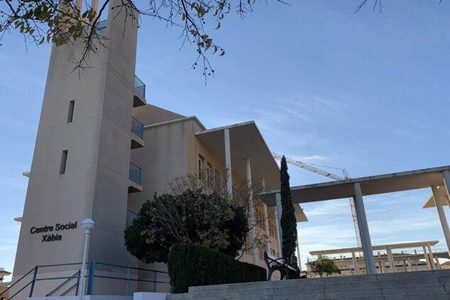 Imagen: Edificio de Servicios Sociales