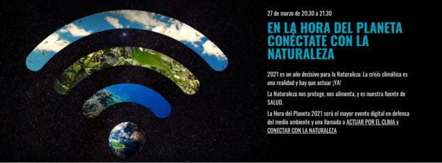 Imagen: Hora del Planeta