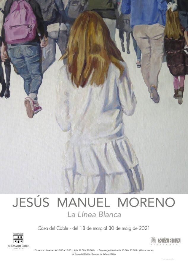 Imagen: Exposición Jesus Manuel Moreno